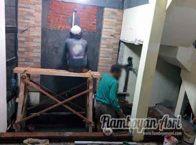 Tukang Taman Surabaya Pembuatan Kolam Minimalis