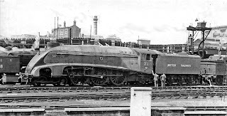 Mallard is the holder of the world speed record for steam locomotives