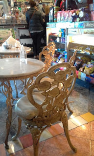 Mesas de Fiambrería Pastene