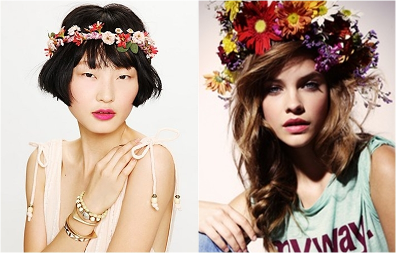 flower crown accessories