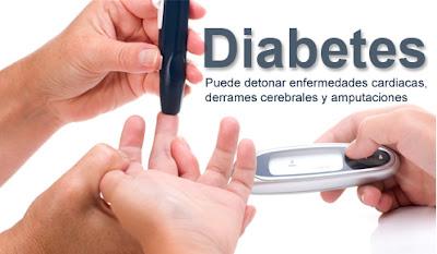 Tome su medicamento diabetes