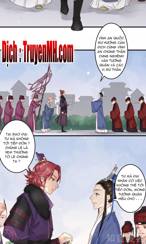 Phượng Hoàng Tê Lâm - Chap 13