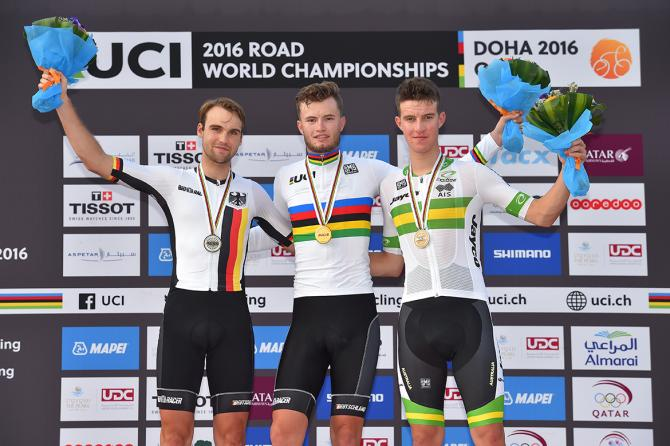 Mundial 2016 - Contrarrreloj Sub23 masculina