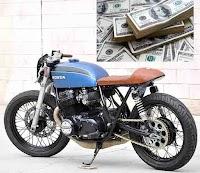 Inilah budget yang harus anda siapkan untuk membangun motor custom