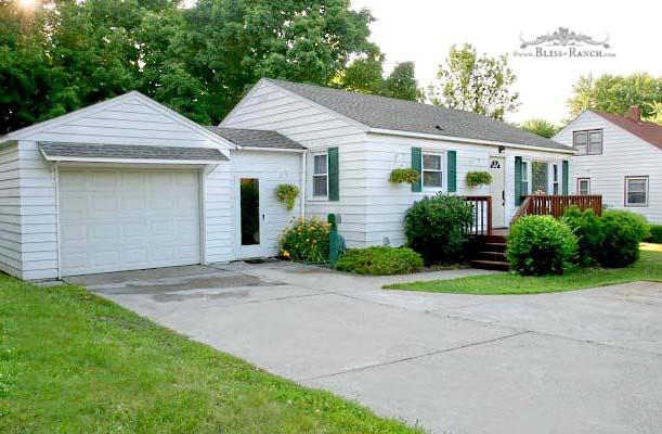Little Minnesota House, Bliss-Ranch.com