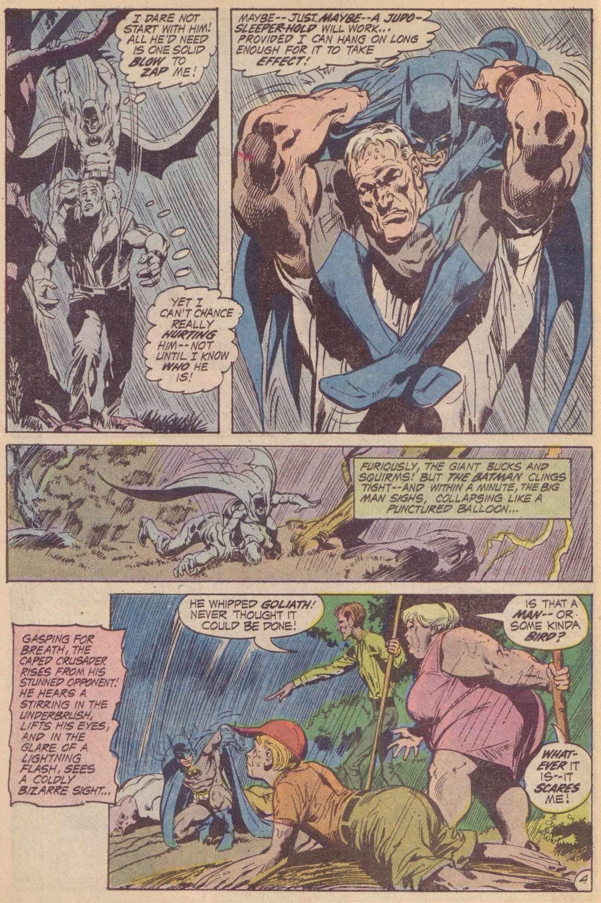 Detective Comics (1937) 410 Page 5