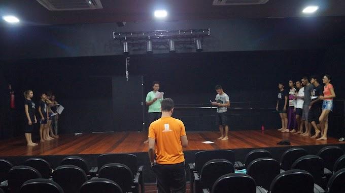 Grupo de Teatro da Ufopa está com inscrições abertas para o Projeto Iurupari