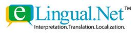 eLingual.Net logo