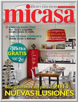Revista Mi Casa Enero 2013 Pdf Descargar Gratis