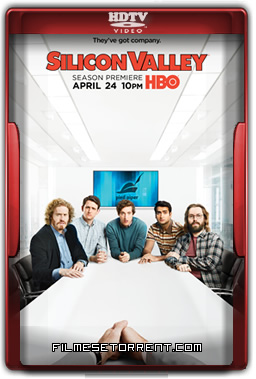 Silicon Valley 3ª Temporada Legendado Torrent HDTV 720p 1080p Download
