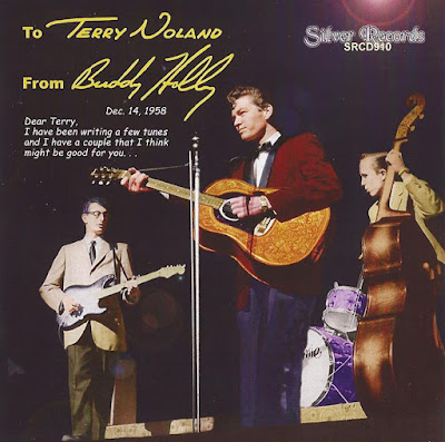 Terry Noland - To Terry Noland From Buddy Holly