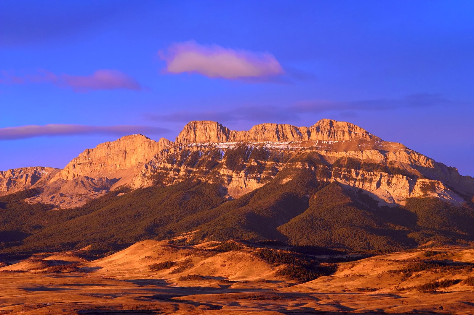 From The Wild Side The Rocky Mountain Front Heritage Act