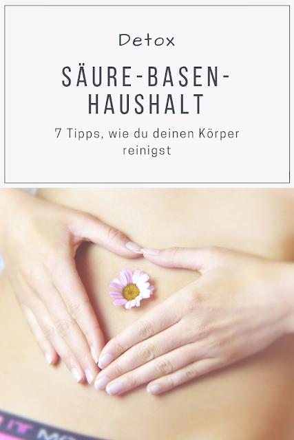 7 Tipps, wie du deinen Körper reinigen kannst