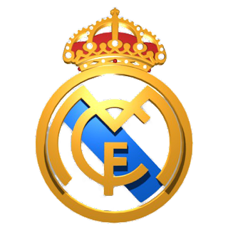 Logo Dream League Soccer Klub Real Madrid