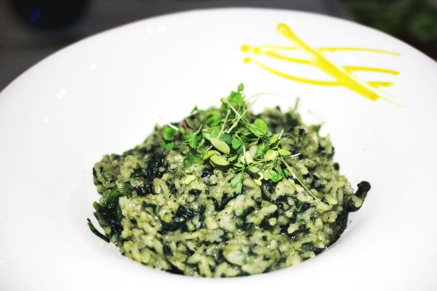 vega risotto