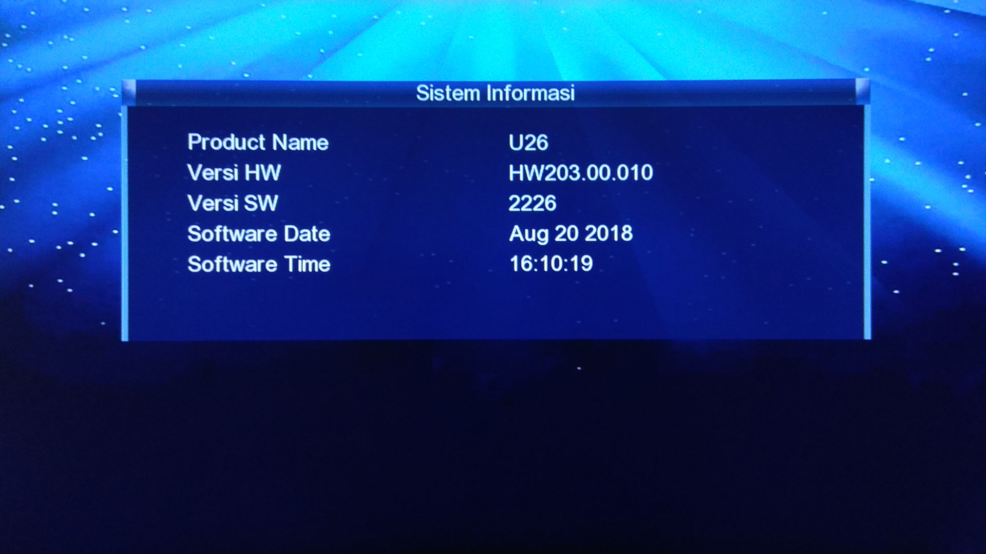 Download SW Primasat PH-7571N HD Firmware Receiver Terbaru