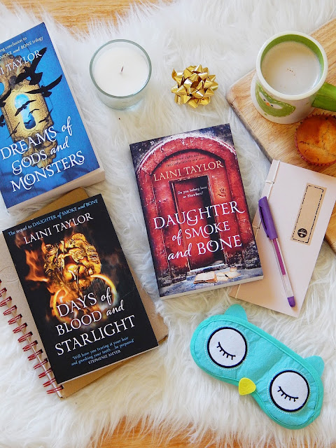 Why I Lost Interest In The Daughter Of Smoke And Bone Trilogy | sprinkledpages