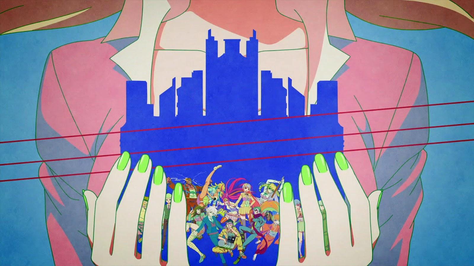 Danganronpa 3 The End of Kibougamine Gakuen Zetsubou hen cap 5 sub español