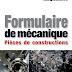 Formulaire de mécanique .pdf