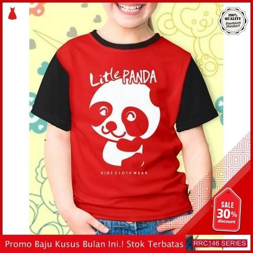 RRC146B42 Baju Bayi Anak Litle Panda Fashion Bayi BMGShop