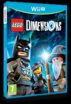 Recopilacion De Juegos Para Nintendo Wii U Lego Dimensions Eur Usb