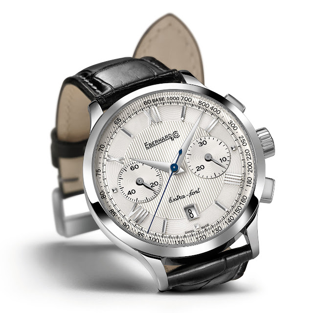 Eberhard & Co. Extra-fort Grande Taille Mechanical Automatic Watch