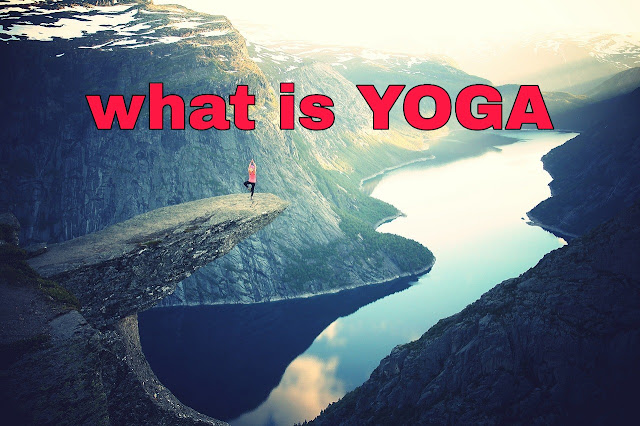 Introduction of yoga,