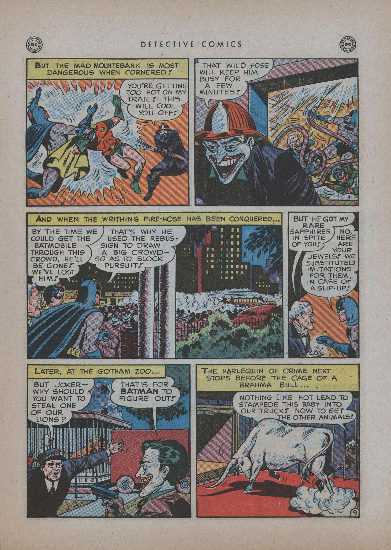 Read online Detective Comics (1937) comic -  Issue #137 - 11