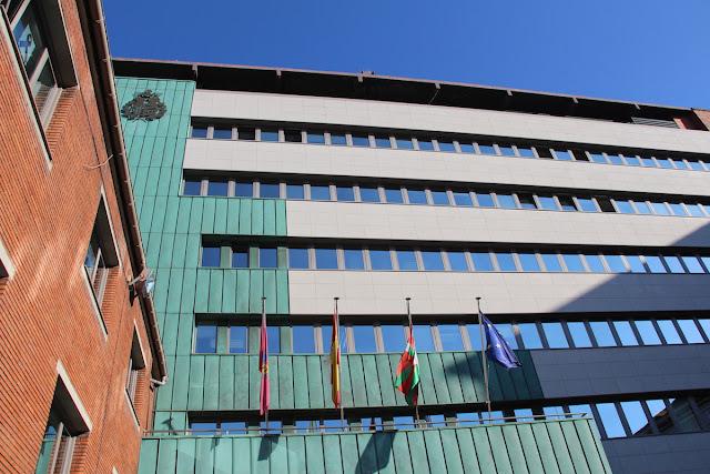 Edificio del Ayuntamiento de Barakaldo