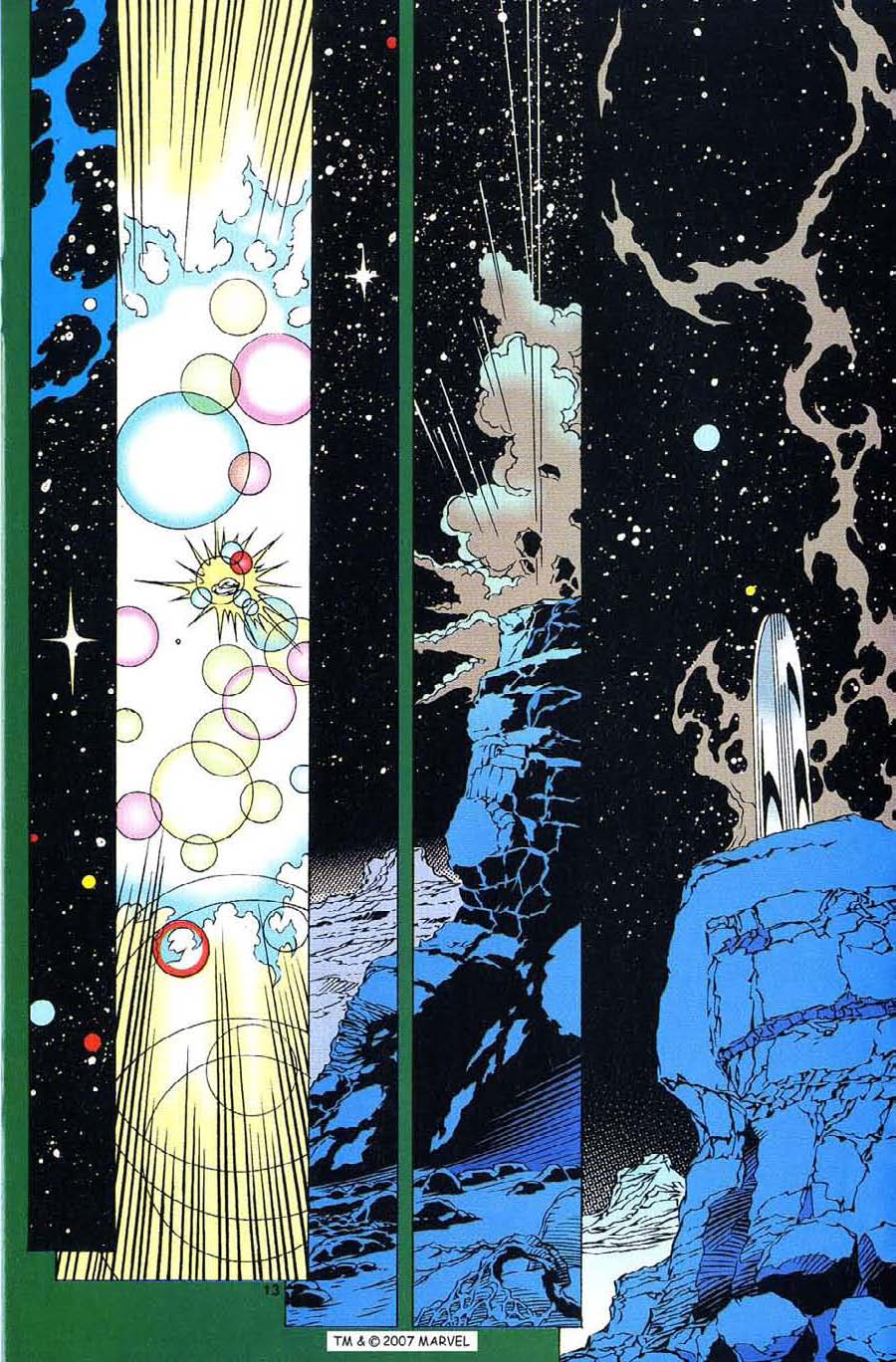 Silver Surfer (1987) Issue #112 #120 - English 15