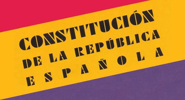 ¡Viva La Pepa! y la Constitución republicana