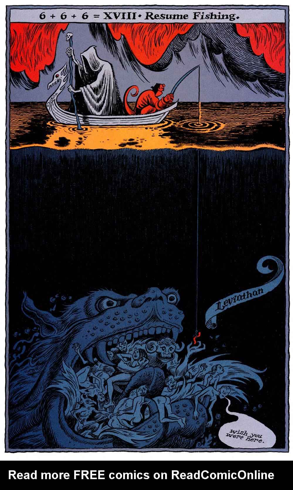 Read online Hellboy: Weird Tales comic -  Issue #6 - 24