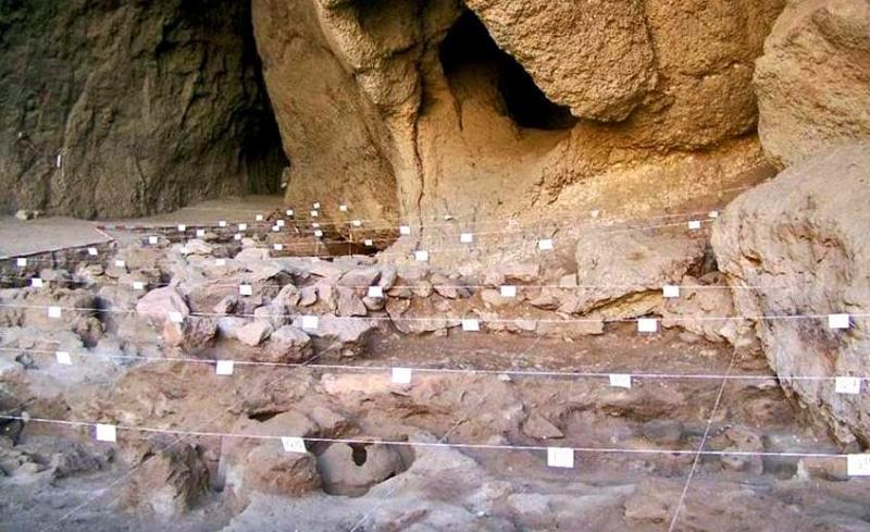 Древнейший кожаный ботинок. Пещера Арени-1