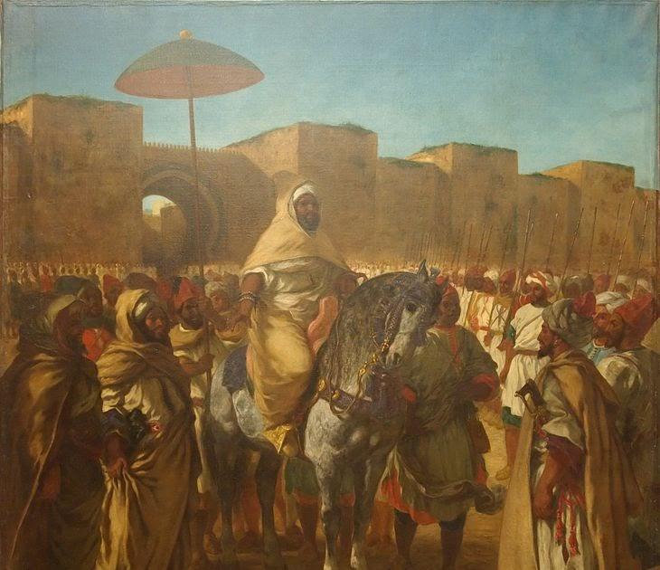 Entre Deux Rives  Le Po U00e8te Au Calife