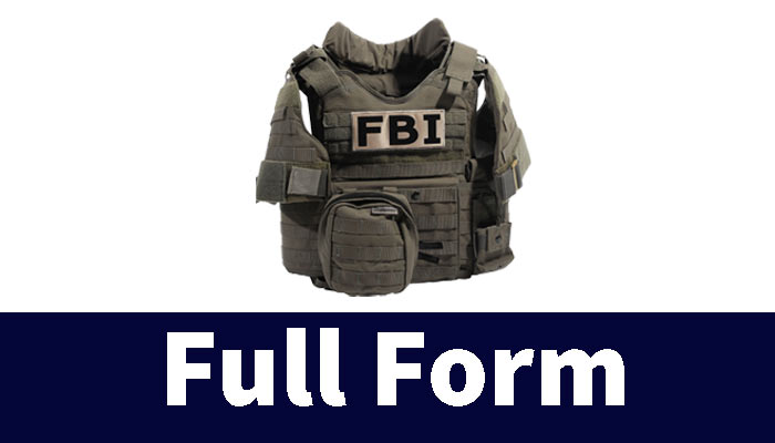 FBI-full-form-in-hindi
