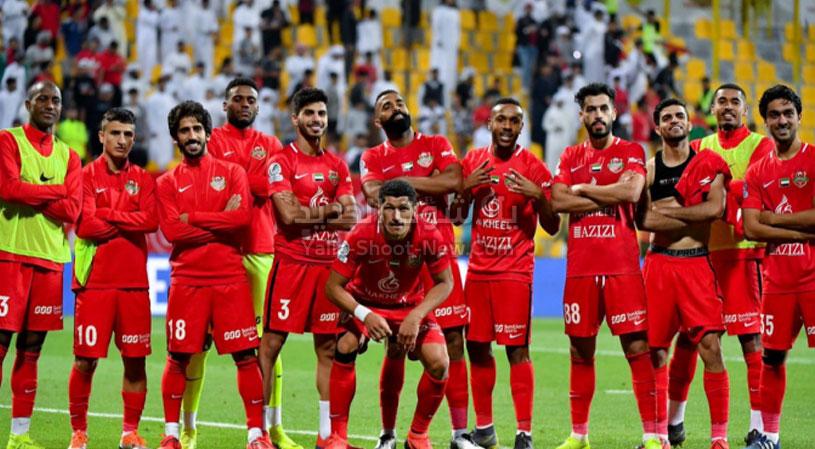 النصر وشباب الأهلي دبي