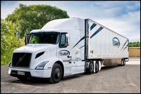 Ploger Transportation Volvo VNR