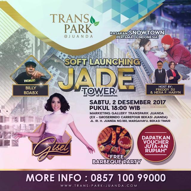 launching trans park juanda bekasi