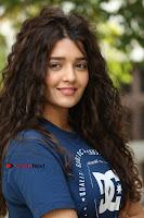 Actress Rithika Sing Latest Pos in Denim Jeans at Guru Movie Interview  0233.JPG