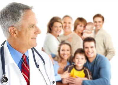 Family Practice Physicians in the USA