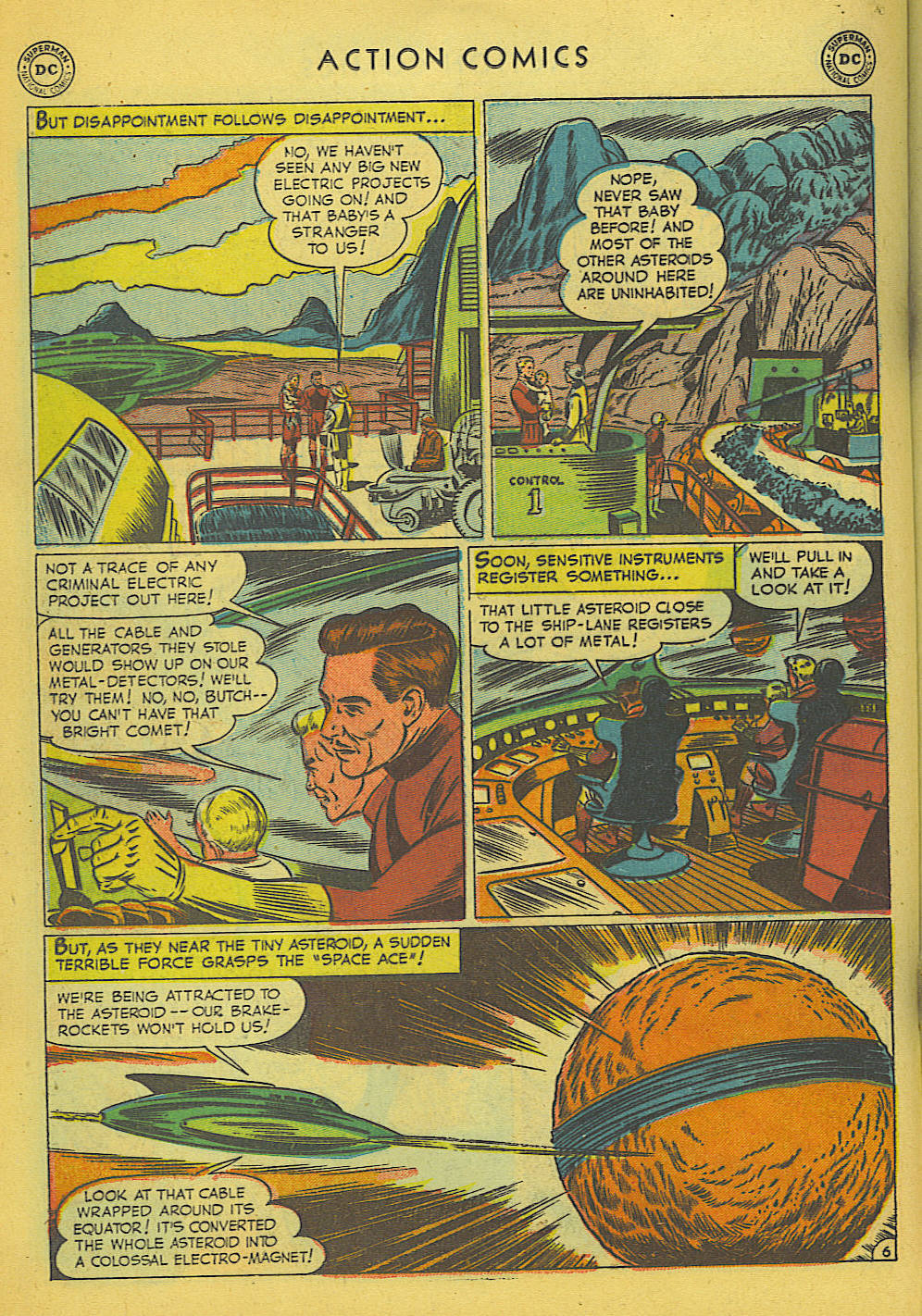 Read online Action Comics (1938) comic -  Issue #157 - 25