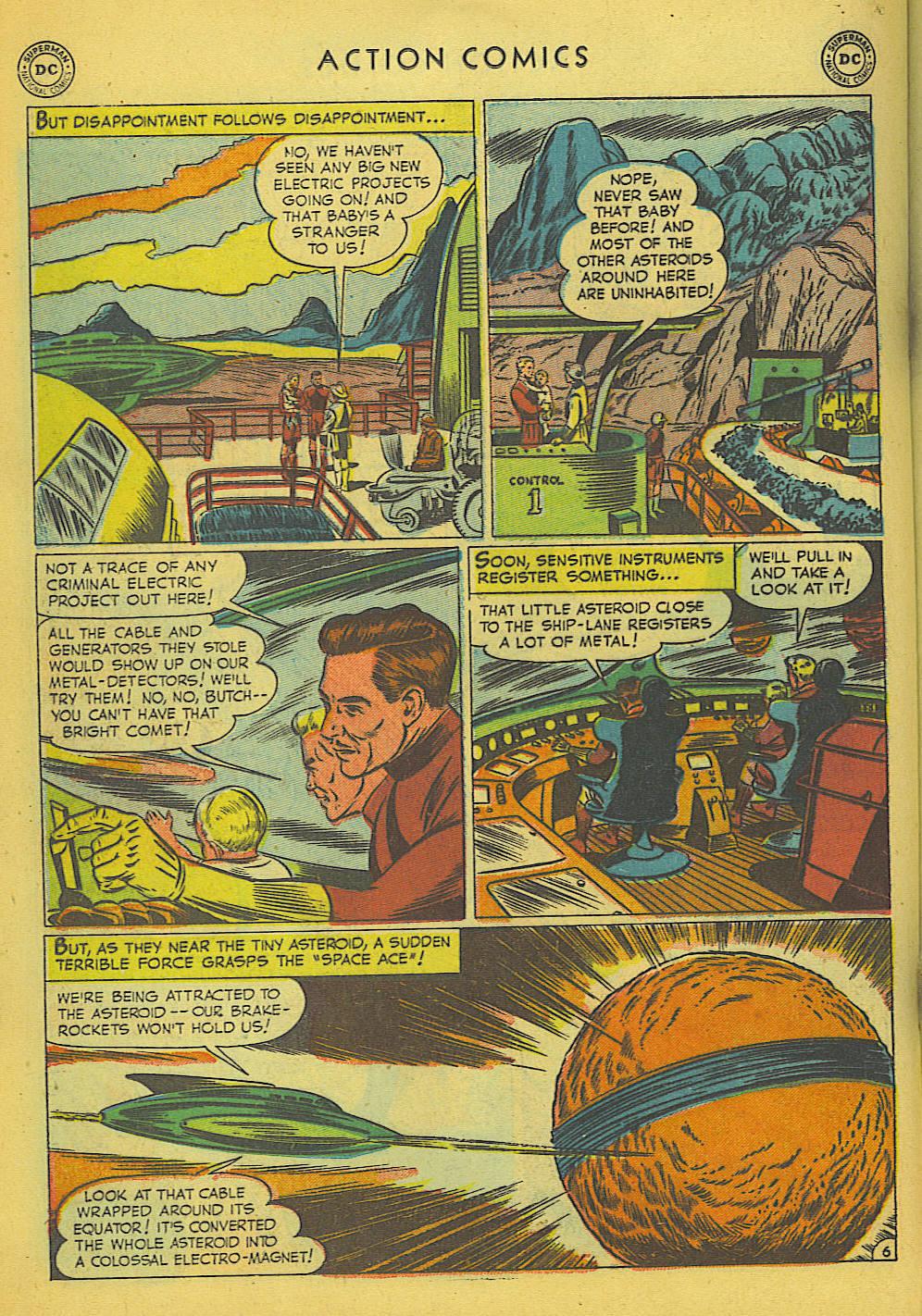 Action Comics (1938) 157 Page 24