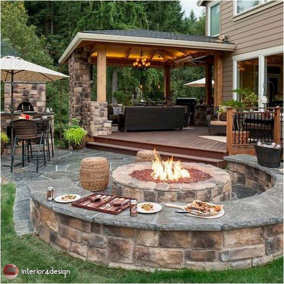 Outdoor Fire Pit 3