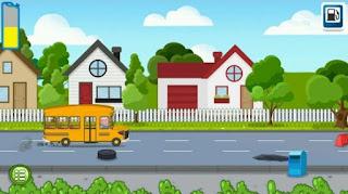 Game Anak Sekolah Bus Petualangan App
