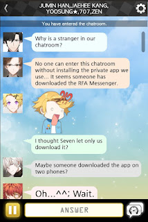 Mystic Messenger Apk v1.5.6 Mod (25252666 HourGlass/Vip Unlocked)