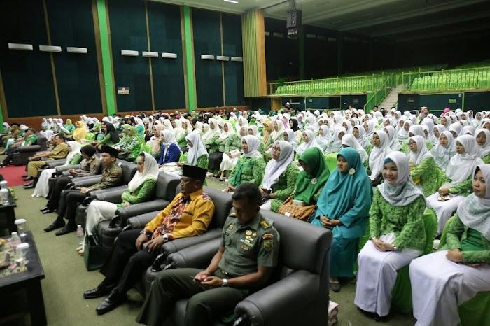 Rayakan Harlah ke-68, Fatayat NU Siap Jadi Mitra Pemprov Lampung