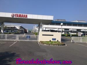 Lowongan Kerja Kerawang : PT. Yamaha Indonesia Motor Manufacturing West Java Factory - Operator Produksi