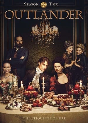 Outlander - 2ª Temporada Completa Séries Torrent Download capa