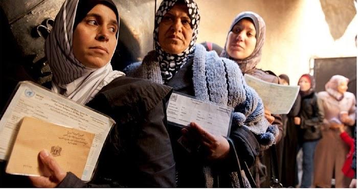 Penelitian: Ratusan Keluarga Pengungsi Gaza Hidup Menderita