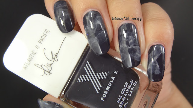 Smoke Manicure | Halloweenicures